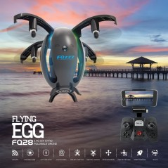FQ28 RC helicóptero 3.5CH 6-Axis Gyro RTF infrarrojos helicóptero