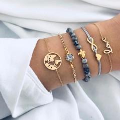 DIEZI - pulseras para mujer
