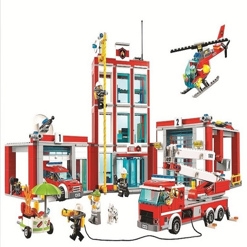 Lego - Estación de Bomberos