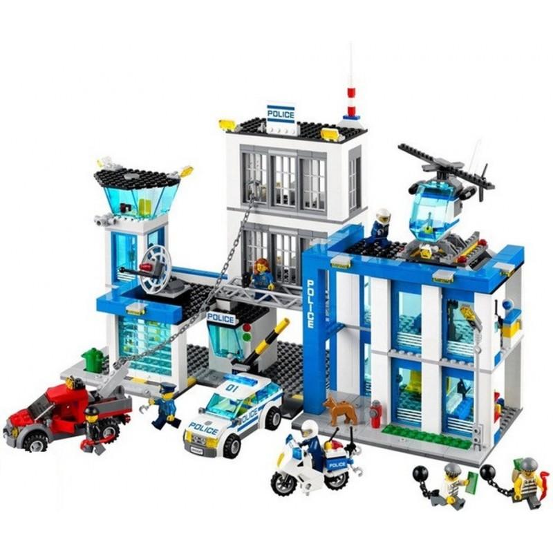 Lego - Estación de Policia
