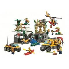 Lego - Día de expedición