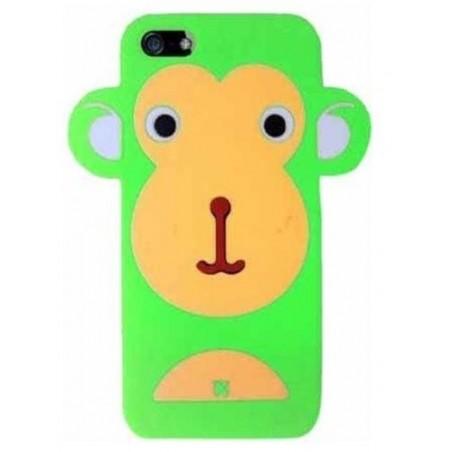 Carcasa de TPU - Mono - iPhone 5 / 5S