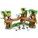 686 piezas Minecrafted - Bosque