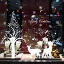 Pegatinas decorativas para Navidad