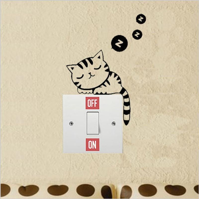 Calcomanía - Cat Funny Fashion