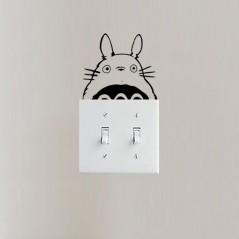 Calcomanía para interruptor