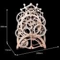 Robotime - Reloj 3D