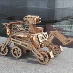 Robotime - juguetes de modelo de construcción 3D