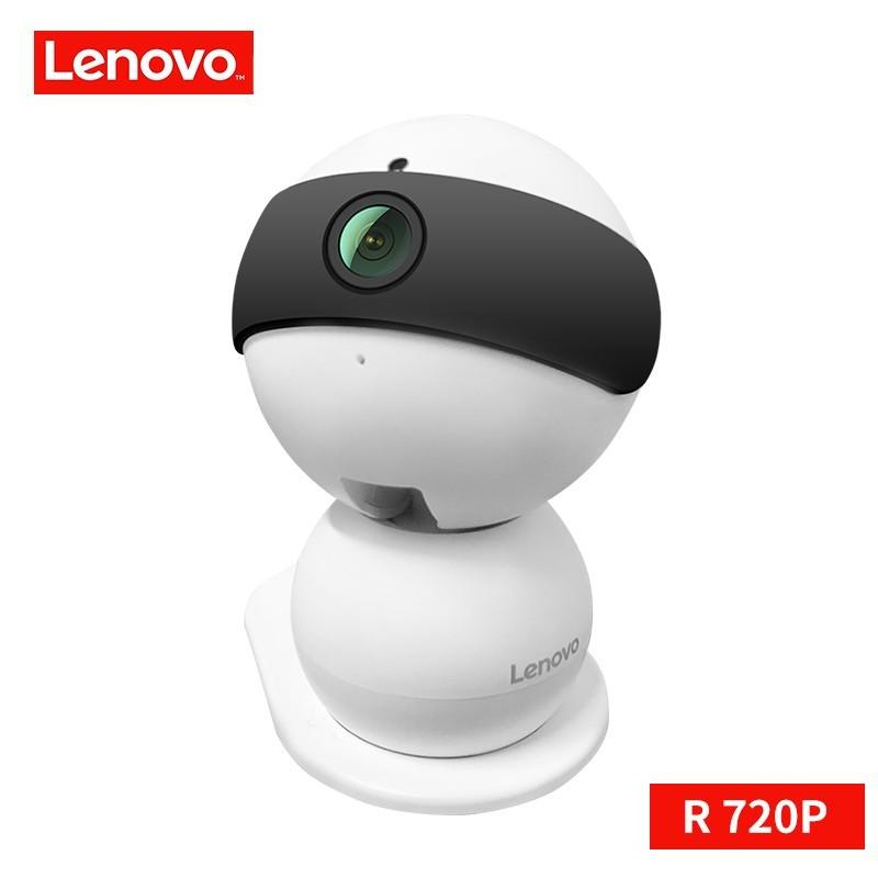 LENOVO - Cámara cámara IP WiFi inalámbrico Mini HD 720