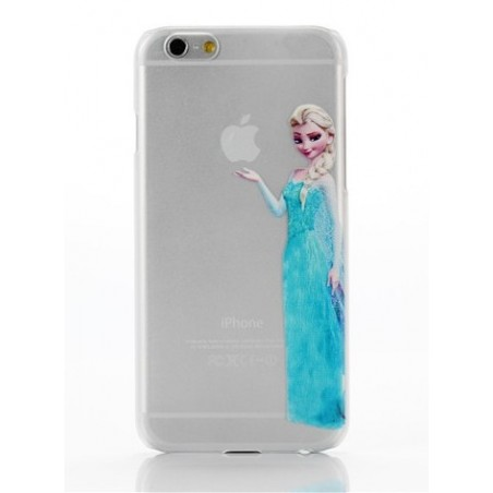 Carcasa Frozen Elsa - iPhone 6 / 6S