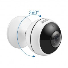 ZOSI IP cámara inalámbrica WiFi