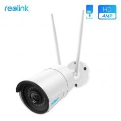 Reolink cámara inalámbrica 4MP bala al aire libre Cámara WiFi 2,4G/5G HD IP