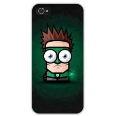 Carcasa  Linterna Verde - iPhone 5 5/S