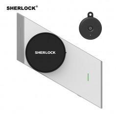 Sherlock cerradura inteligente con verificación de huellas dactilares - Bluetooth Control remoto APP