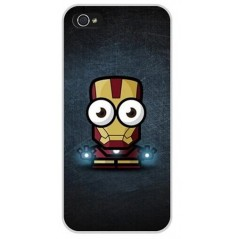 Carcasa Ironman- iPhone 5 5/S