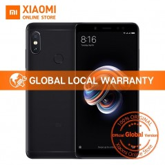 "Versión Global XIAOMI - Redmi Note 5 4 GB 64 GB 5,99 ""Pantalla Completa"""