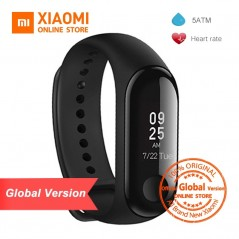 Versión Global XIAOMI - banda 3 inteligente