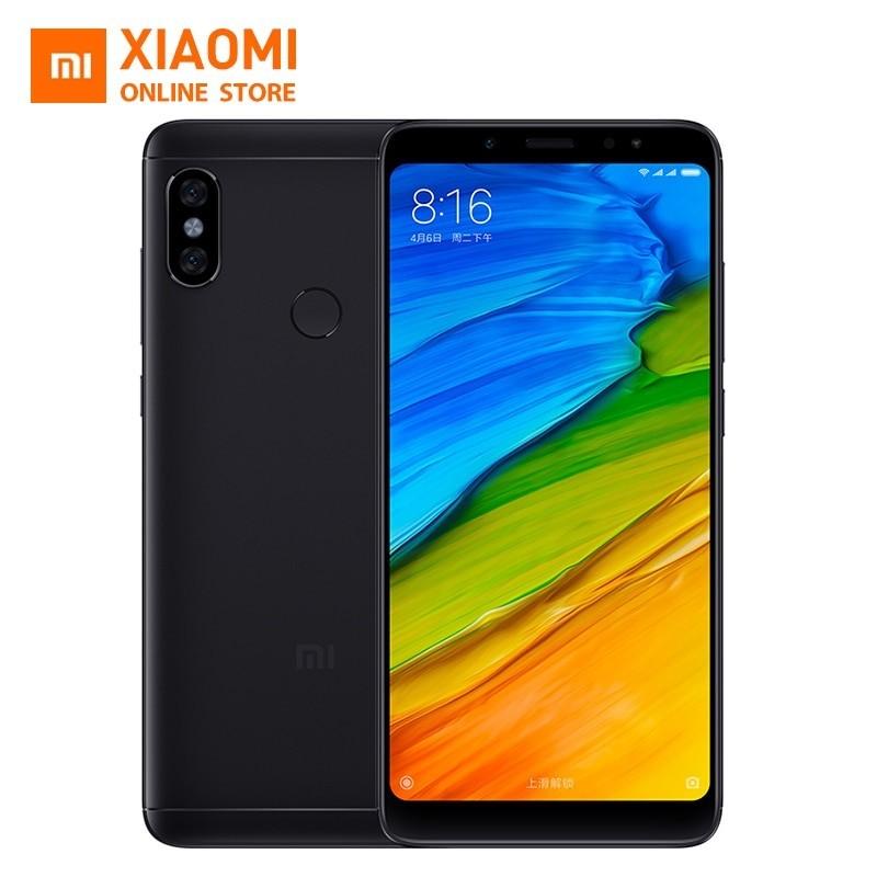 Global ROM Xiaomi Redmi Note 5