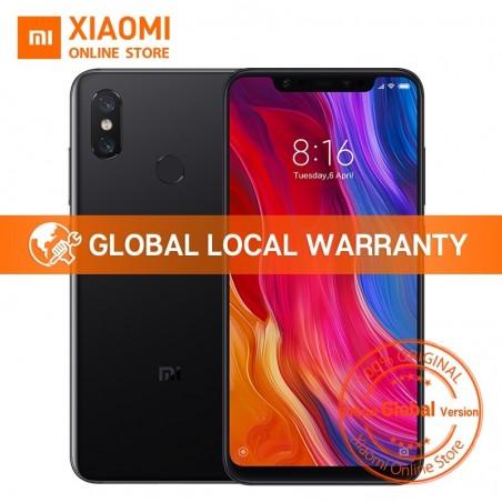 "Versión Global XIAOMI - 8 6 GB 128 GB 6,21 ""Pantalla Completa"""