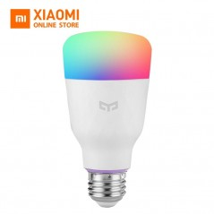 Original Xiaomi Yeelight bombilla LED inteligente (Color)