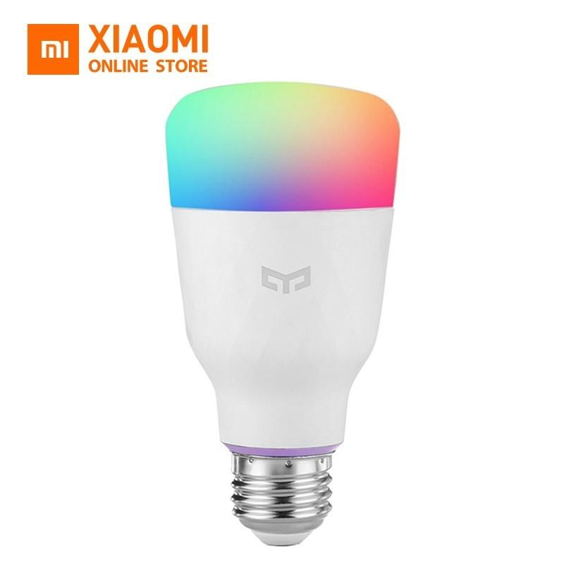 Original Xiaomi Yeelight bombilla LED inteligente (Color)