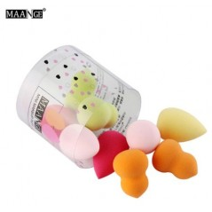 10Pcs/pack Mini Cute Makeup Cosmetic Sponge