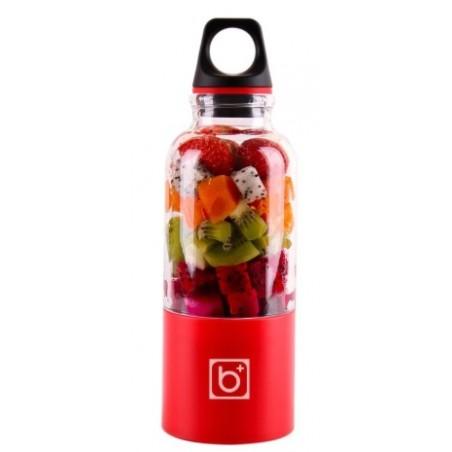 500 ml 4 cuchillas portátil USB recargable taza de jugo eléctrico automático